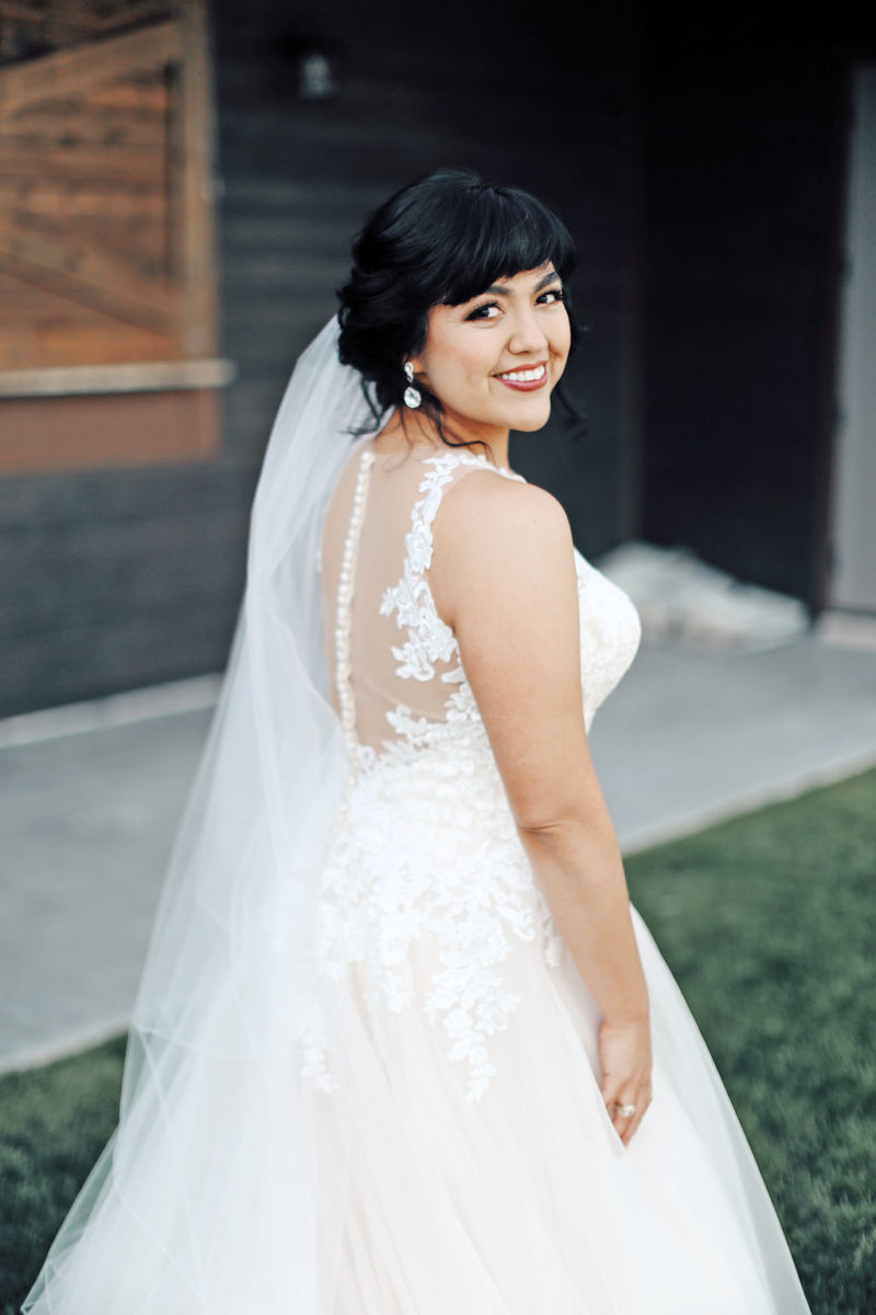 Amanda Tate real love & lace bride amanda ramirez - love & lace texas